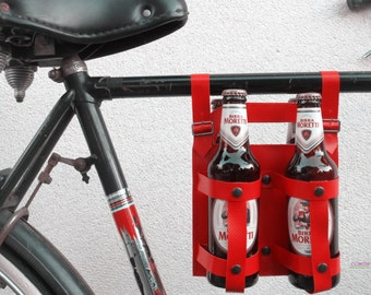 Beerbike: bottle holder-Bike friendly design