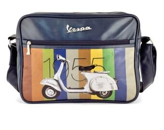"""Vespa shoulder bag/shouderbag """"1955"""" Vespa Scooter"""