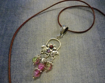 "Necklace ""Spring"""