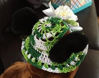 Dog's hat