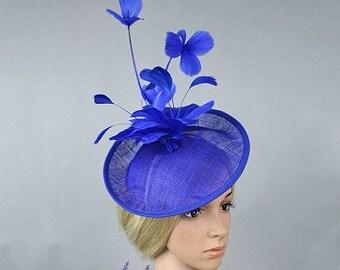 Lillian's Favor - Fashionable Fascinator