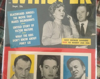 Whisper Magazine vol.9 1955