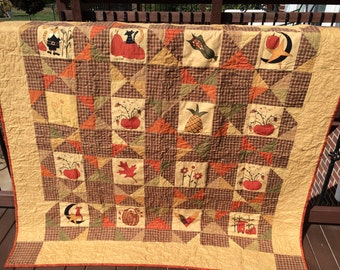 Harvest/Fall quilt