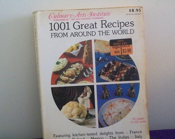 1001 Great Recipes From Around the World