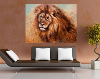 """Limited Edition - """"Nkosi"""" Fine Art Reproduction"""