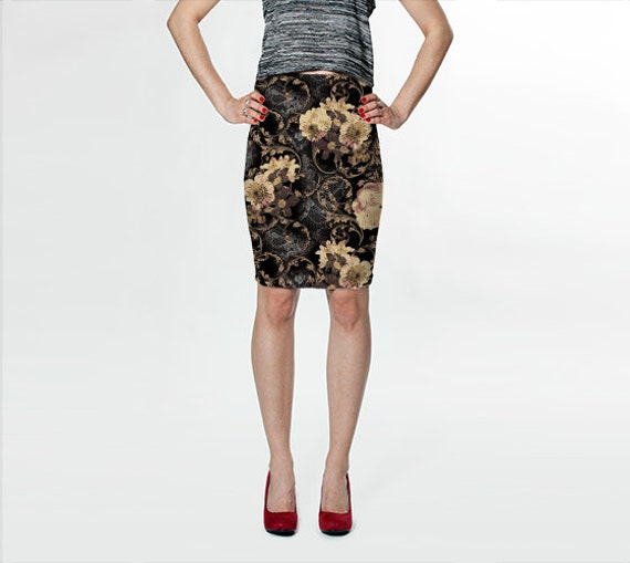 Anna Fitted Skirt