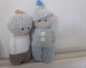 Hand Knitted Doll, Amigurumi Doll, Hand Knitted Doll, Handmade Doll, Acrylic Wool, Handmade,