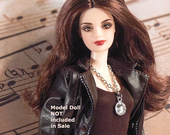 Twilight Saga Miniature NECKLACE Bella's Volturi Wedding Gift Breaking Dawn 2