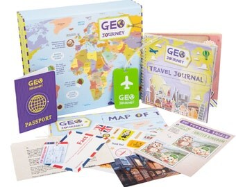 Fun & Educational Gift for Kids aged 5-10