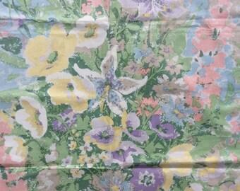 Pastel Vintage Floral by Jack Valentine