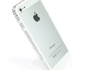 Bling Bumper iPhone 6 case real Swarovski