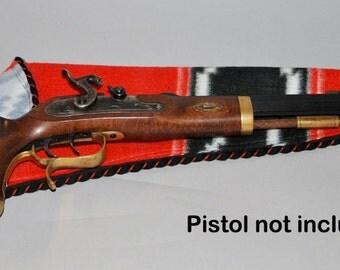 Black Powder pistol case