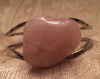 SALE! Rose Quartz Bracelet