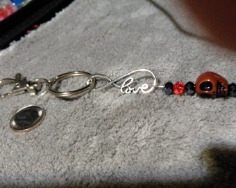 Eternal Love Key Chain