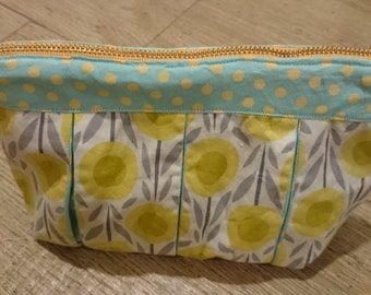 Handmade Fabric Pouch