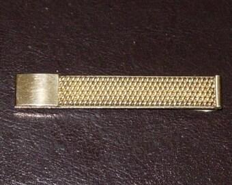 Vintage Tie Clip Gold-Plated Tie Clip - Kreisler Tie Clip Vintage