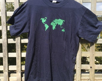 Men's World Small T-Shirt
