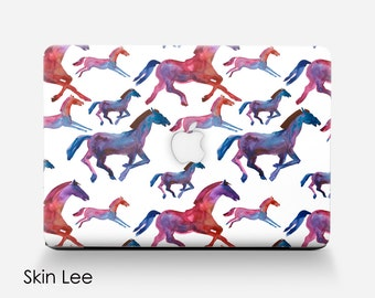 Decal Stickers HORSE Vinyl Stickers Decal Macbook Pro Decal Laptop Vinyl Decal Sticker Paper Macbook 12 Decal Sticker Macbook Pro Decal