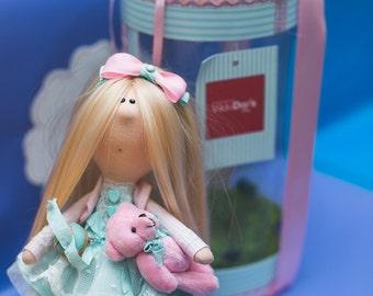 Textile doll