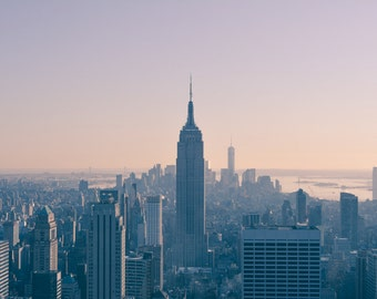City Scape, Travel Photography in New York City