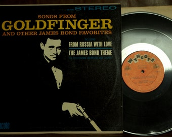 Songs from Goldfinger and other James Bond Favorites, Wyncote