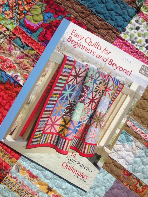 Knitting Quilt Magazine : Easy quilts for beginners and beyond from quiltmaker