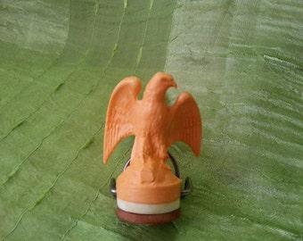 Vintage soviet russian bottle opener eagle