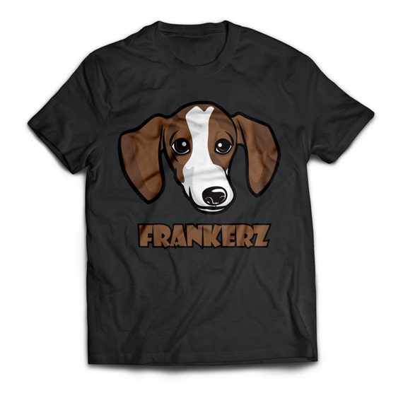 twitchtv frankerz emote dog tshirt by pawtopaw on etsy
