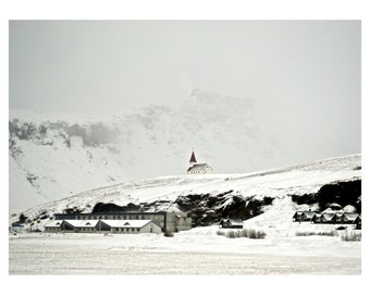 Church in the wild, Iceland