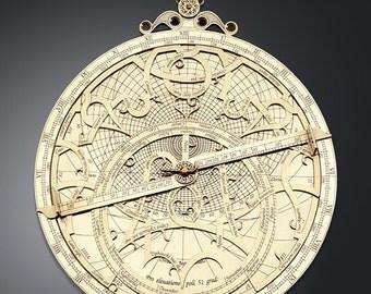 Astrolabe of Arsenius