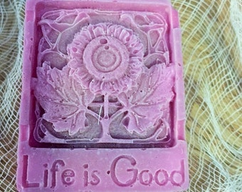 Handmade Soap - Life is Good