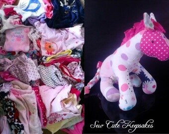 Keepsake Memory Pony