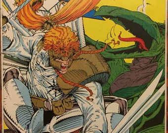 X-Force Marvel Comic