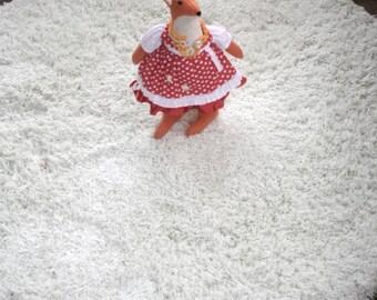 Estonian handmade rug rags