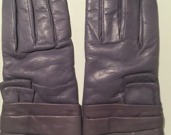 VALENTINO Couture Gloves-Mint!