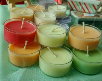 Tealights - Soy Candle