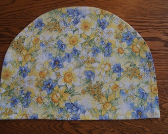 Tea Cozy Cover--Flowers #2 (To be used with My Tea Cozy)