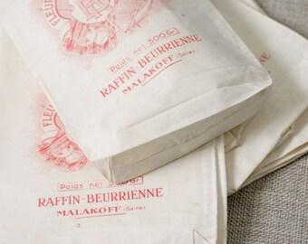 Antique hosts bag from France.