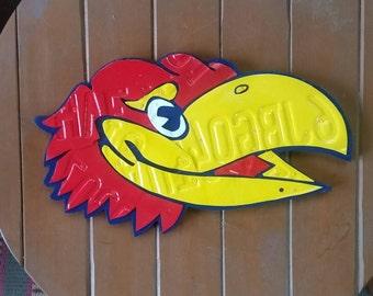 Kansas Jayhawk