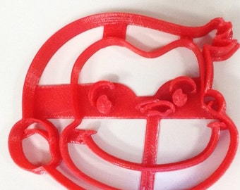 Curious George Cookie Cutter