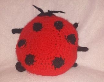 stuffed ladybug
