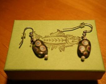 Trout Spot Earrings