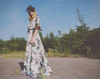 Super sale!! original price 185, now 100. Long dress in pure silk.