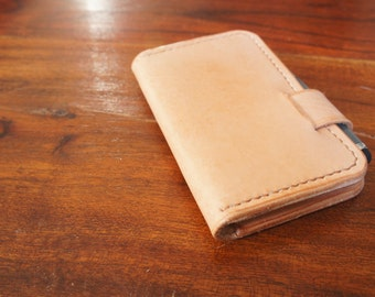 Mini Leather Notebook Cover