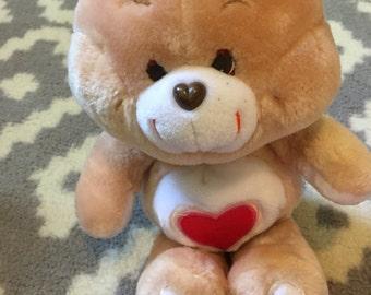Vintage tenderheart carebear care bear
