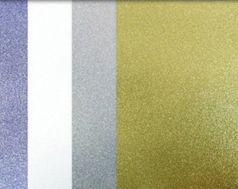 12 x A5 sheets of Premium Dovecraft 4 Colours Card Stock 220 gsm