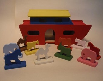 Classic Noah's Ark Kit.