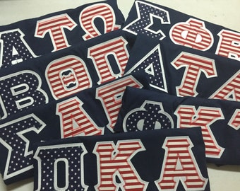 USA Greek Letter Shirt