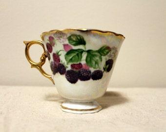 June Blackberry Coffee Cup