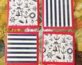 Unique Beach  Nautical Theme  Coasters Seaside Resort Decor Sweet Beaches